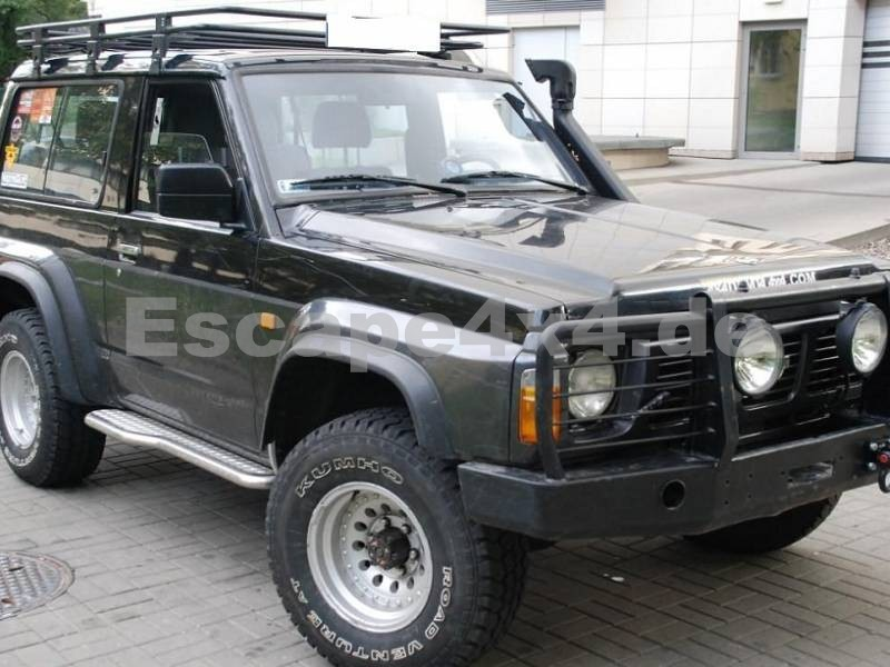 expeditionsdachtr ger nissan patrol y60 3 t rer shop mit offroad zubeh r. Black Bedroom Furniture Sets. Home Design Ideas