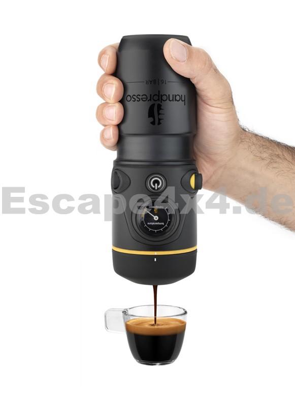 kaffeemaschine handpresso auto hybrid 12v. Black Bedroom Furniture Sets. Home Design Ideas