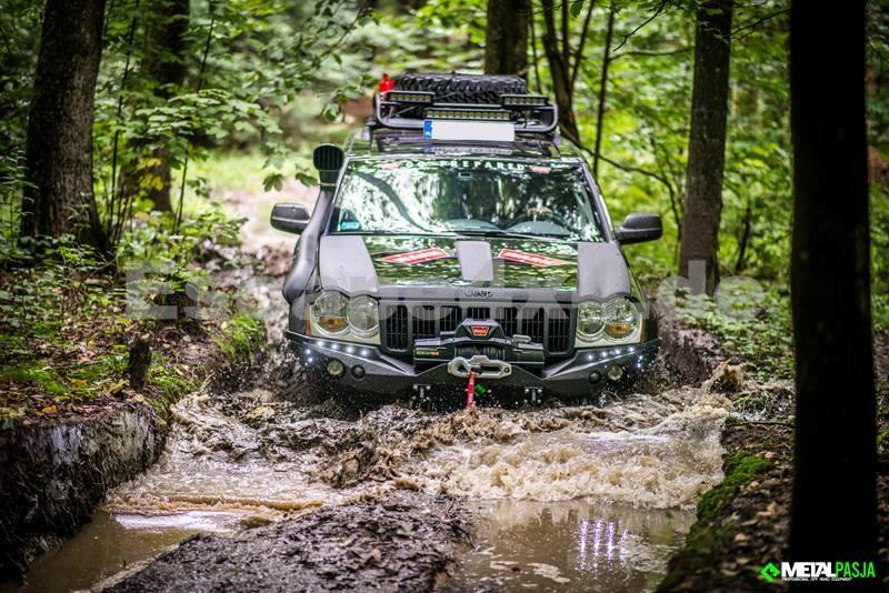 Hd Seilwindensto 223 Stange Vorne Metal Pasja Jeep Grand