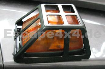 lampengitter f r blinker vorne f r mercedes g 461 463. Black Bedroom Furniture Sets. Home Design Ideas
