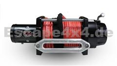 Seilwinde XTR 15000 Lbs (6810 kg) 12V - Synthetikseil 30m