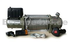 Seilwinde - Escape 13000 Lbs (5897 kg) 12V mit Synthetikseil