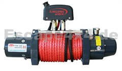 Seilwinde Kingone TDS-9.5H 9500 Lbs (4309 kg) 12V Synthetikseil