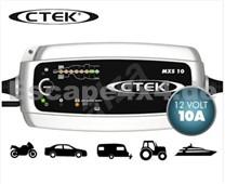 CTEK Batterie Ladegerät MXS 10 Alle Typen von 12V-Blei-Säure-Batterien bis 200A