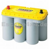 Autobatterie OPTIMA YELLOW 75 AH