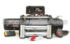 Seilwinde XTR 13500 Pfund (6130 kg) 12 V Speed