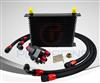 Universal-Ölkühler + Umrüstadapter incl. Schläuche